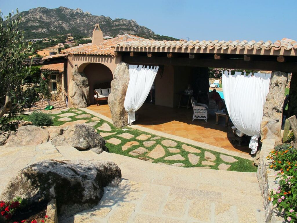Villa with Pool in Porto Cervo, Sardinia
