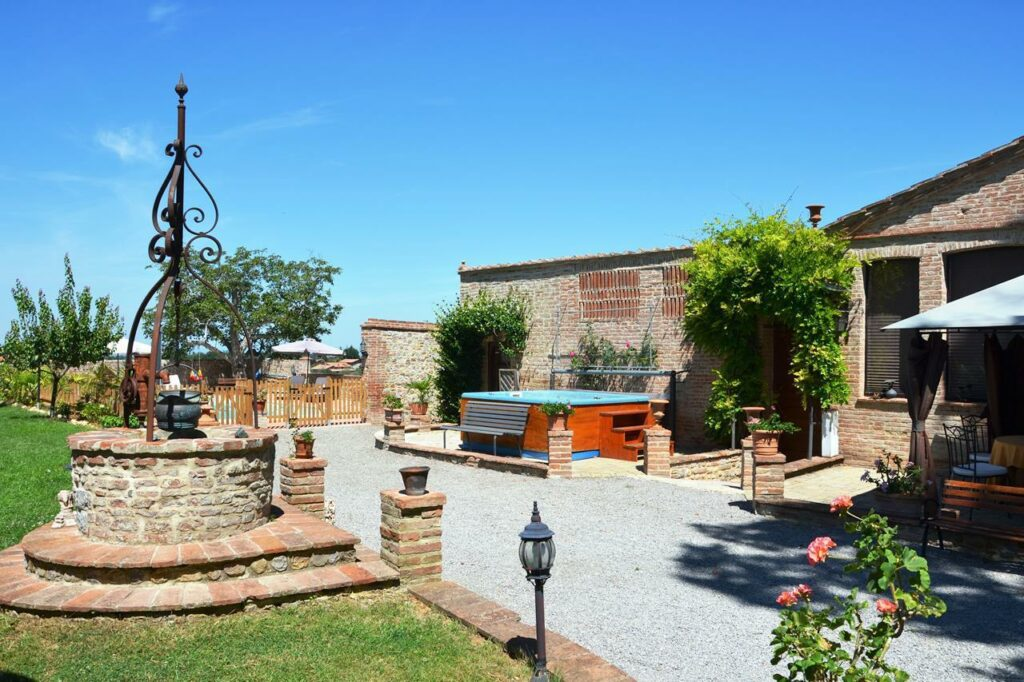 Country house in the heart of Umbria Hills – Città della Pieve
