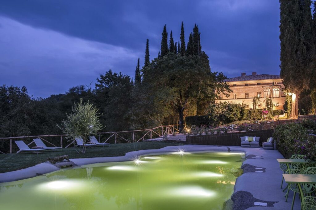 Resort di pregio in Val'Arbia, Toscana