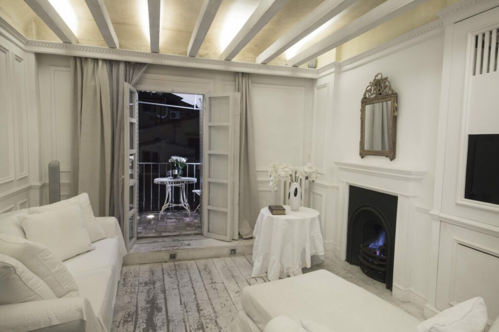 Fantastic penthouse with terrace in center of Florence