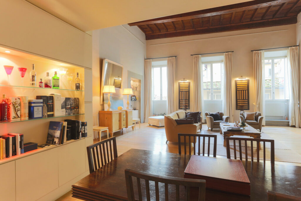 Wonderful design apartment in the center – Florence